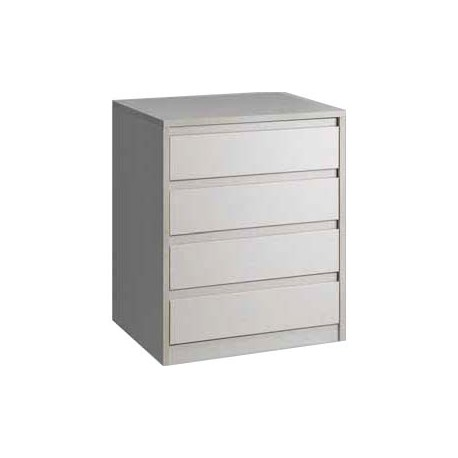 CAJONERA MODELO BOX (2 CAJONES)