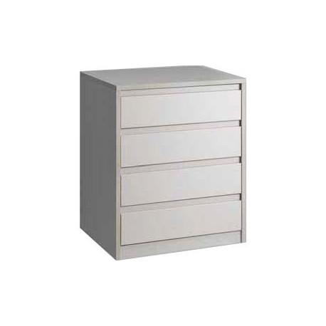 CAJONERA MODELO BOX (4 CAJONES)