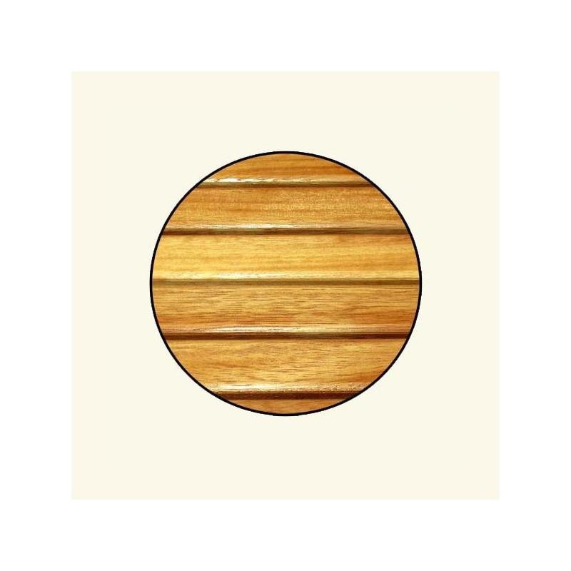 Tarimas para ducha ovaladas for Tarimas de madera para duchas