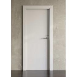Puerta Lacada en blanco modelo 1001
