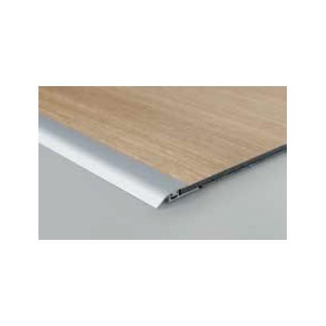 Perfil Adaptador Clic Aluminio Instalaciones Residenciales