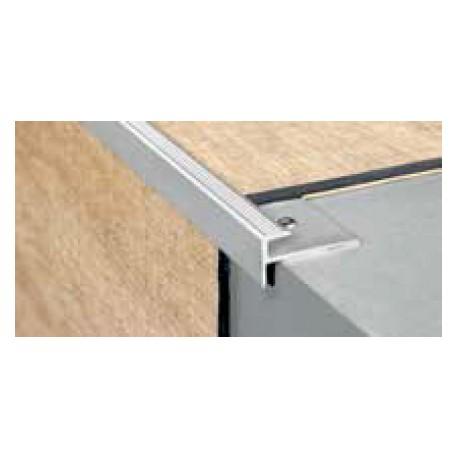 Perfil Escalera Clic Plata/Oro/Bronce