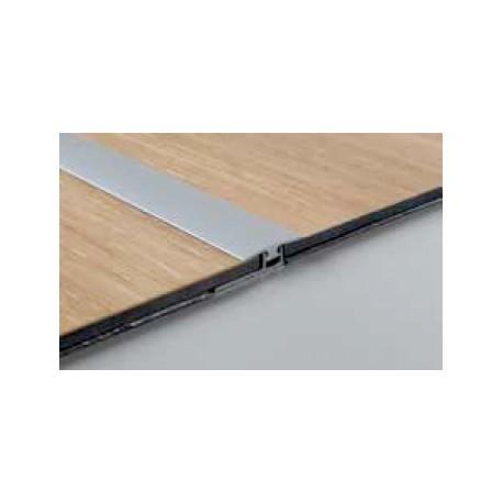 Perfil Expansión Aluminio Instalaciones Comerciales