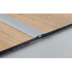 Perfil Expansión Clic Aluminio Instalaciones Residenciales