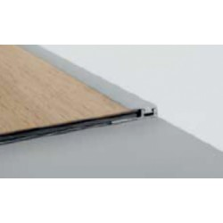 Perfil Final Aluminio Instalaciones Comerciales