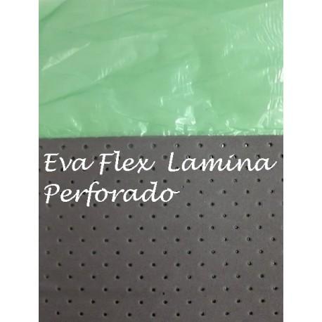 Eva Flex Perforado con Lámina
