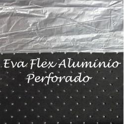 Eva Flex Aluminio Perforado