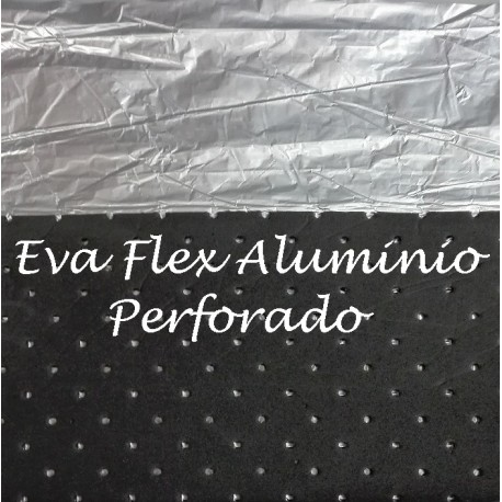 Base Eva Flex Aluminio Perforado