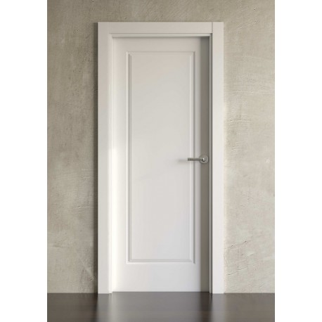 Puerta corredera modelo clásica 600 1p