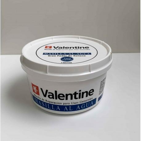 Masilla al agua Valentine