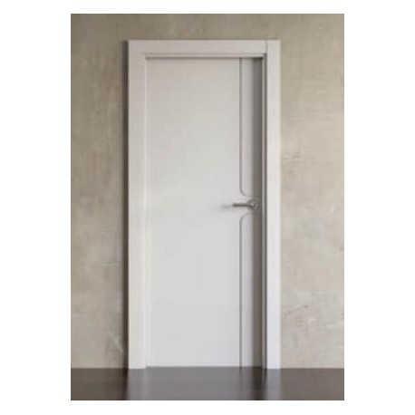 Puerta Laminada X1004 Blanco Savia