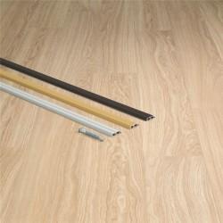 QUICK STEP PERFIL METÁLICO INCIZO ESPESOR 11,4mm. TIRA DE 270x4,7cm