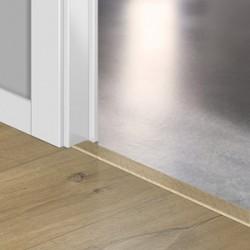 QUICK STEP PERFIL INCIZO METALICO ESPESOR 11,4mm. TIRA 93x4,7cm